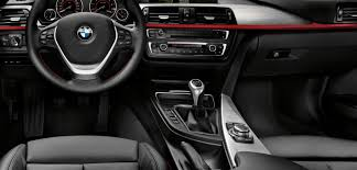 bmw red interior bmw oem f30 f31 3 series sedan 2013 brushed aluminum with red