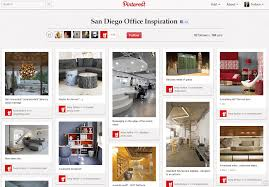 Engaging Employees Through Pinterest - Interior design advertising ideas
