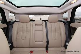 land rover defender interior back seat review 2013 land rover range rover evoque video the truth