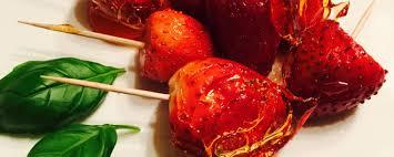 jeux aux fraises cuisine lundi les recettes des amis 5 recettes à base de fraises