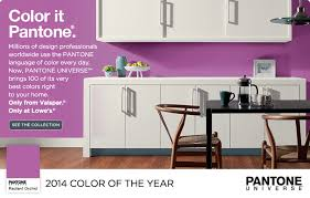 mad for mid century pantone paint universe at lowes