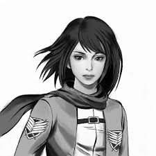 Mikasa by Mikasa Ackerman By Luffie On Deviantart