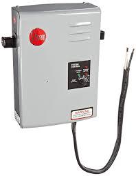 Water Heater Wall Mount Rheem Rte 13 Electric Tankless Water Heater 4 Gpm Amazon Com