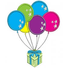 birthday balloons balloons applique machine embroidery design digitized pattern