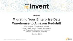 aws re invent 2015 ism303 migrating your enterprise data