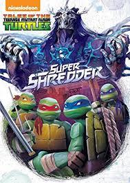 amazon tales teenage mutant ninja turtles super