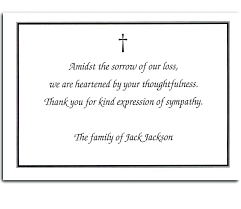 funeral thank you cards funeral thank you cards best grief images on sympathy cards