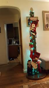 free standing christmas stocking holder holiday fun pinterest