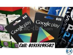 gift cards for play play store gift cards for bangladesh clickbd
