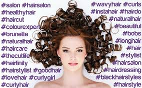 curly hair parlours dubai which salon hashtag will actually reach your audience