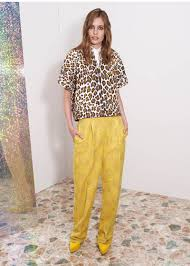 70 S Fashion Stella Mccartney U0027s Resort 2013 Collection Embraces 70s Style