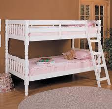 ACME Furniture Homestead Twin Over Twin Bunk Bed Wayfair - Twin over twin bunk beds