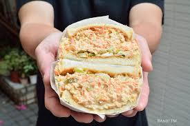 駑ission cuisine fly s kitchen 2 爆滿餡料鮪魚三明治與黑糖肉桂捲六張犁美食早午餐