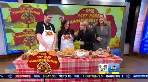 buzzfeed fast food thanksgiving on gma 11 18 14