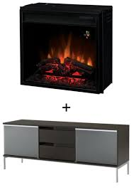 ikea fireplace hack ikea entertainment center meets electric fireplace apartment therapy