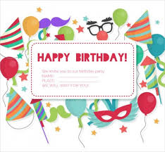 19 free printable birthday invitations psd ai illustrator