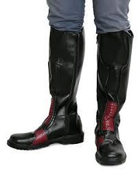 Boots Halloween Costume Reverse Flash Cosplay Boots Flash Cosplay Shoes Halloween