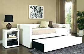 White Daybed With Pop Up Trundle Daybed With Pop Up Trundle Bedroom Pretty Daybeds With Pop Up