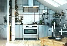 cuisine bois inox cuisine en inox ikea ikea cuisine inox cuisine bois inox ikea
