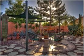 Backyards Excellent Desert Backyard Designs Desert Backyard - Desert backyard designs