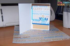 diy birthday cards for men women u0026 children how to make a