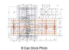floor plan blueprint stock photo of house floor plan blueprint detail of 40 years