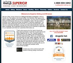 New Look Home Design Roofing Reviews by Top 50 Window And Siding Contractors In Central And North Jersey 2015