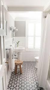 tile floor designs for bathrooms des salles de bain black and white bathroom tiling mad