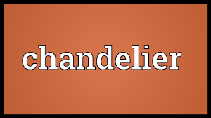 Chandelier Meaning Chandelier Meaning