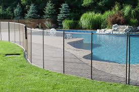 Types Of Backyard Fencing Pool Fence San Francisco Fresno