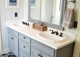 painted bathroom cabinet bright painted kitchen cabinets design ideas riveting