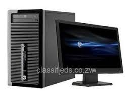 Desk Computers For Sale Desktop Computers For Sale In Zimbabwe Www Classifieds Co Zw