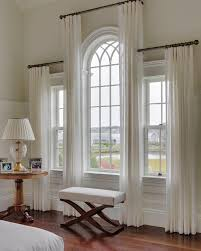 Arch Windows Decor Interesting Curtains For Palladian Windows Decor With 239 Best