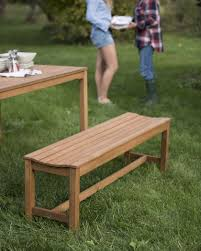 Wooden Patio Dining Set - wood patio table patio dining table with 2 benches outdoor dining