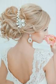 Hochsteckfrisurenen Hochzeit Mit Haarreif by Dutt