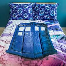 Electric Blue Duvet Cover Harry Potter Hogwarts Bed In A Bag Thinkgeek
