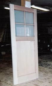 Traditional Exterior Doors Custom Built Wood Exterior Doors Entryway Arch Top Reproduction