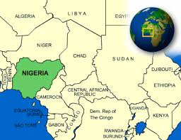 Map Of Nigeria Africa by Nigeria Facts Culture Recipes Language Government Eating