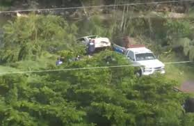 crash sends car into cape coral canal
