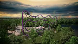 Weather Six Flags Md 4d Free Fly Coaster Coming To Six Flags In 2017 Wfaa Com
