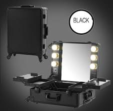 professional makeup lighting portable aliexpress buy black makeup lights professional rolling