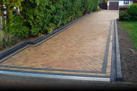 decor u0026 tips nice driveway pavers for your front yard design