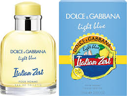 dolce and gabbana light blue 2 5 oz dolce gabbana light blue pour homme italian zest eau de toilette spray