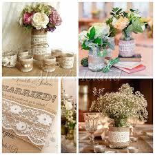 d coration mariage vintage rustic wedding decoration suppliers wedding supplies country