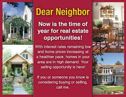 great real estate postcards that get you more leads during the