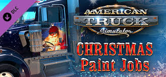 american truck simulator christmas paint jobs pack on steam