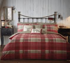 buy connolly check duvet set by dreams and drapes decorhom uk