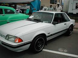 1991 ford mustang information and photos zombiedrive
