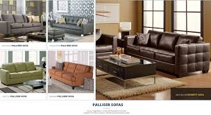 Couch And Sofa by Palliser Sofas And Sectionals