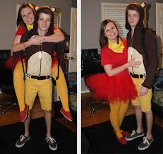 homemade couple halloween costume ideas my girlfriend wanted to do a couple costume for halloween this
